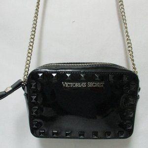 Victoria's Secret Crossbody zip Bag Purse studded